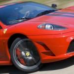 Kör en supersportbil